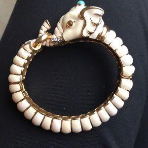 Kenneth Lane Elephant Bracelet